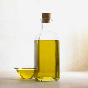 bottiglia olio oliva
